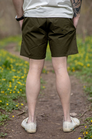 Rogue Territory Trunks - Olive Ripstop