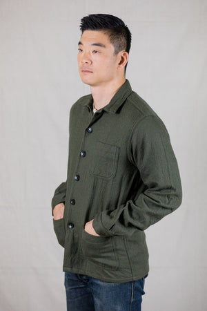 3sixteen Shop Jacket - Olive - Franklin & Poe