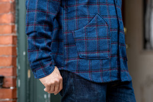 TSPTR Naval Work Shirt - Plaid
