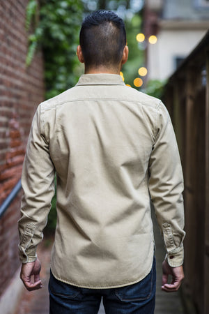 Freenote Cloth Utility - Khaki