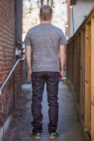 Left Field NYC Chelsea Jean - 15 oz Xinjiang Cotton - Franklin & Poe