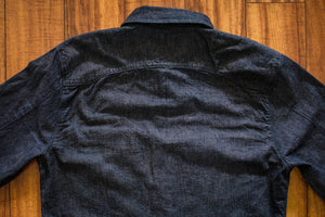 Freenote Cloth Calico - Denim Rinsed