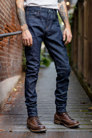 Rogue Territory Strong Taper - 14oz Neppy LHT Denim