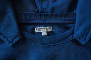 Knickerbocker Gym Hoody - Dusty Blue