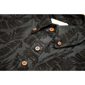 3sixteen Popover Shirt - Floral - Franklin & Poe