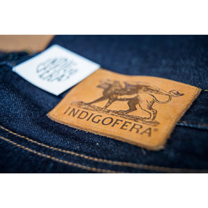 Indigofera Buck No. 9 - 14 oz. Japanese Denim - Franklin & Poe