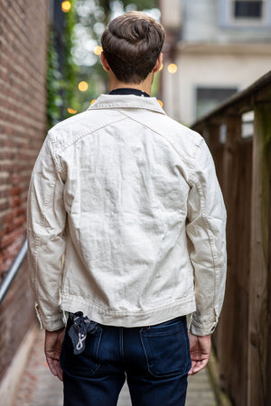 3sixteen Type 3 Denim Jacket - Natural Denim