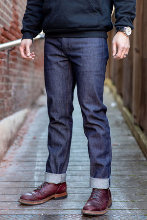 Left Field NYC Chelsea Jean - 13 oz Cone Mills Denim - Franklin & Poe