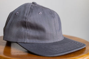 3sixteen 6-Panel Cap - Charcoal HBT