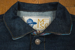 Mister Freedom Ranch Blouse - SC66 Denim