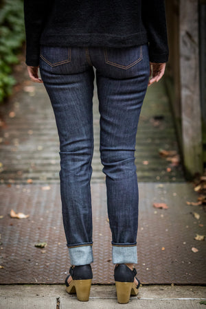 Railcar Fine Goods Vixen X037 Stretch Selvedge - Franklin & Poe