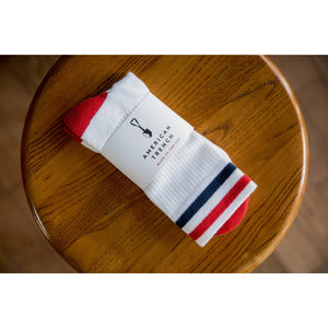 American Trench Kennedy Lux Athletic Socks - Franklin & Poe