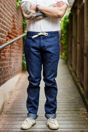 Rogue Territory Boarder Pants - Neppy Indigo