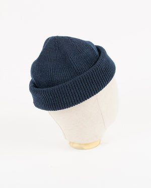 Dehen 1920  Wool Knit Watch Cap - Dark Navy