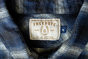 Freenote Cloth Lancaster - Midnight Navy