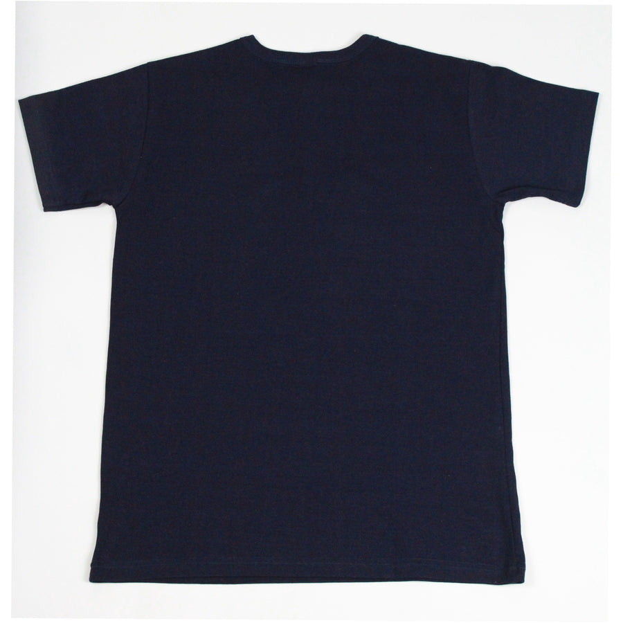 3sixteen Heavyweight Pocket T-Shirt - Indigo (2 pack) - Franklin & Poe