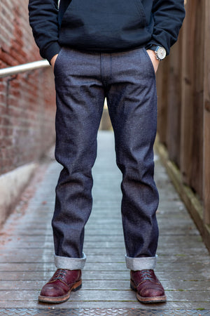 Railcar Fine Goods Flight Trouser - Japanese Nep - Franklin & Poe