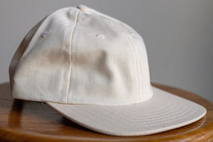 3sixteen 6-Panel Cap - Natural HBT