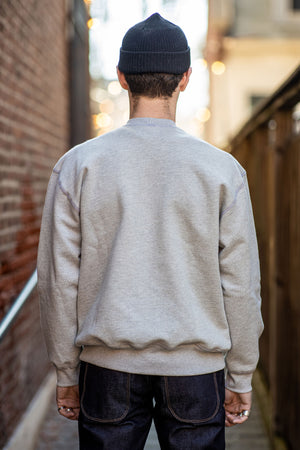 Freenote Cloth Deck Sweatshirt - Heather Grey