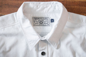 Freenote Cloth USP - White