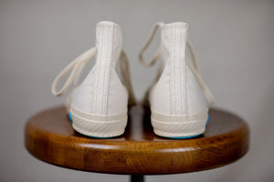 Shoes Like Pottery SLP01 JP High Top Sneaker- White