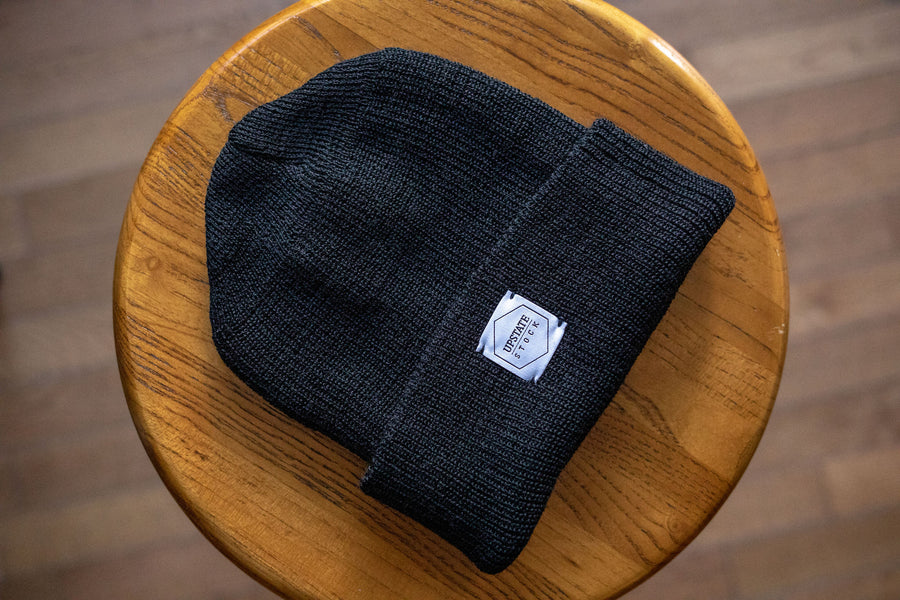 Upstate Stock Wool Watch Cap - Franklin & Poe