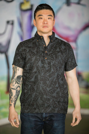 3sixteen Popover Shirt - Floral