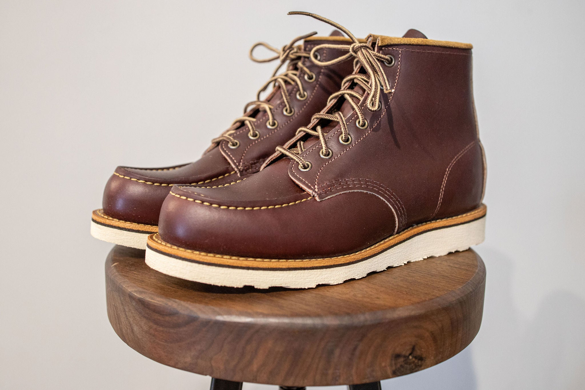 Red Wing Heritage Classic Moc 8856
