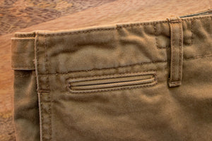 Stevenson Overall Co. Colts Trouser - Brown