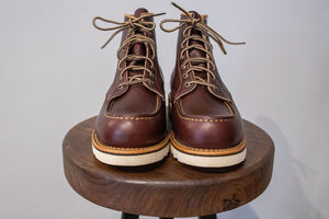 Red Wing Heritage Classic Moc 8856 - Oxblood Mesa