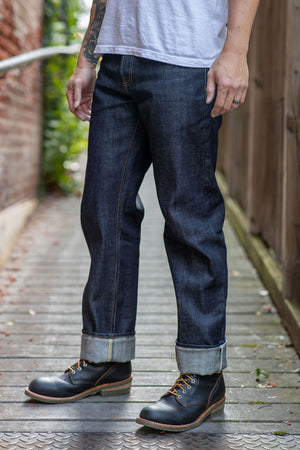 Tellason Sheffield - 14.75 oz. Indigo Denim