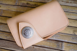Obbi Good Label Condor Mid Wallet - Natural