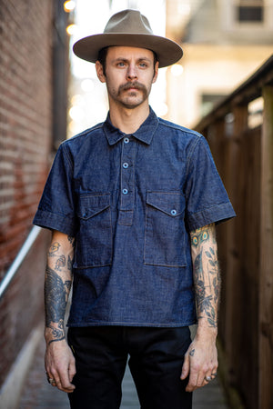 Indigofera Teeter - Military Chambray