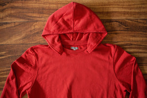 Knickerbocker Gym Hoody - Varsity Red