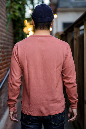 Knickerbocker Heavyweight LS Layer - Brick