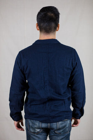 3sixteen Shop Jacket - Navy - Franklin & Poe