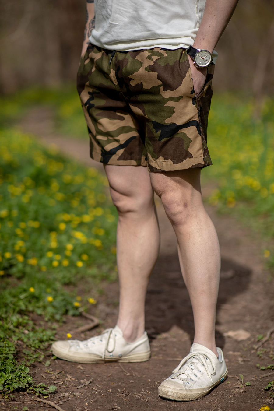 Rogue Territory Trunks - Camouflage