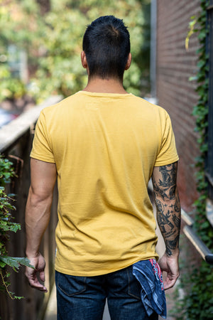 Indigofera Wilson T-Shirt - Yellow