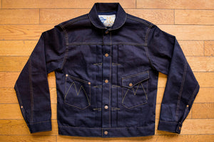 Mister Freedom Ranch Blouse - Double Indigo