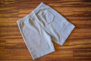 Merz b. Schwanen SPS01 Sweat Shorts - Grey Melange