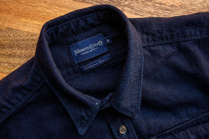 Freenote Cloth Currant - Pacific Blue