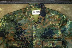Eat Dust Troy Shirt - Forest Camo