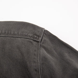Freenote Cloth Utility - Limited Edition Overdyed Charcoal