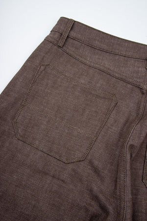 Freenote Cloth Wilkes - 13oz Brown Denim