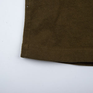 Freenote Cloth 13oz Henley L/S - Olive Drab