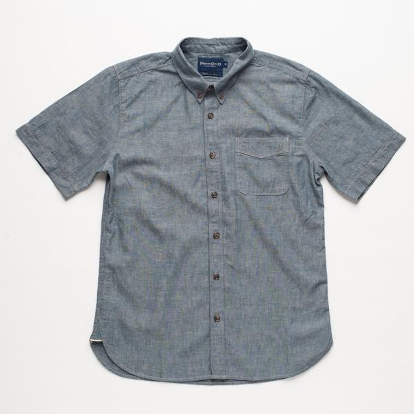 Freenote Cloth Aster - Blue Chambray