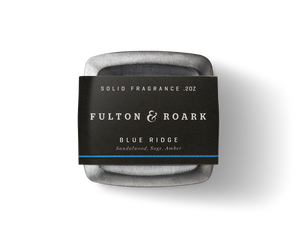 Fulton and Roark Solid Colonge - Blue Ridge