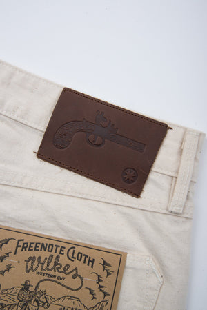 Freenote Cloth Wilkes - Natural