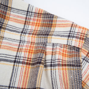 Freenote Cloth Jepson - Cream Plaid