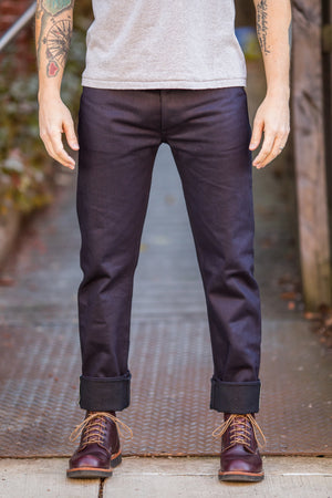 3sixteen CT-120x - Shadow Selvedge - Franklin & Poe